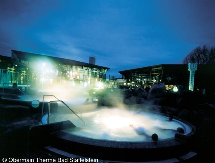 Thermalbad Bad Staffelstein obermain therme best plus kurhotel an der obermaintherme