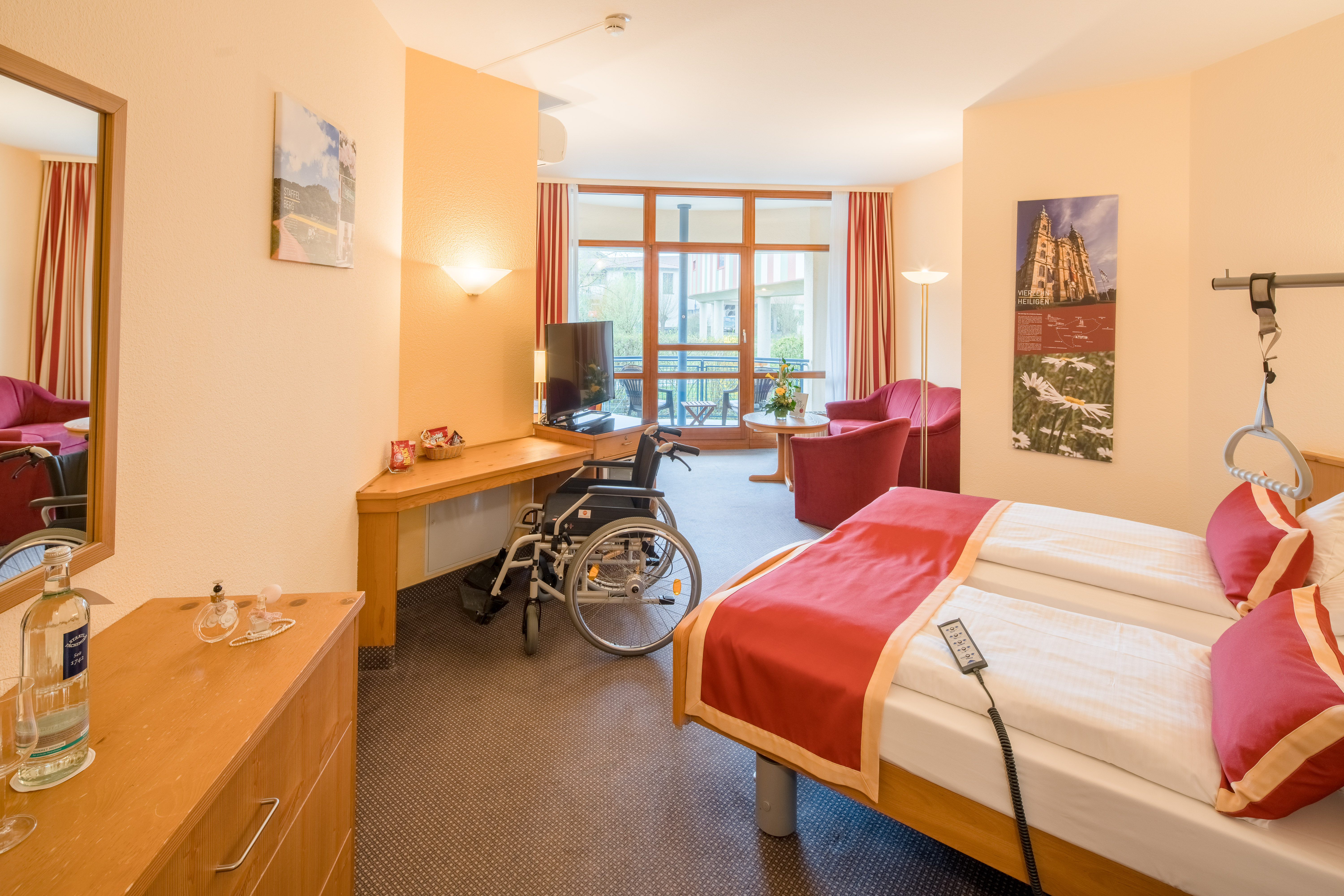 Junior Suite Barrierefrei